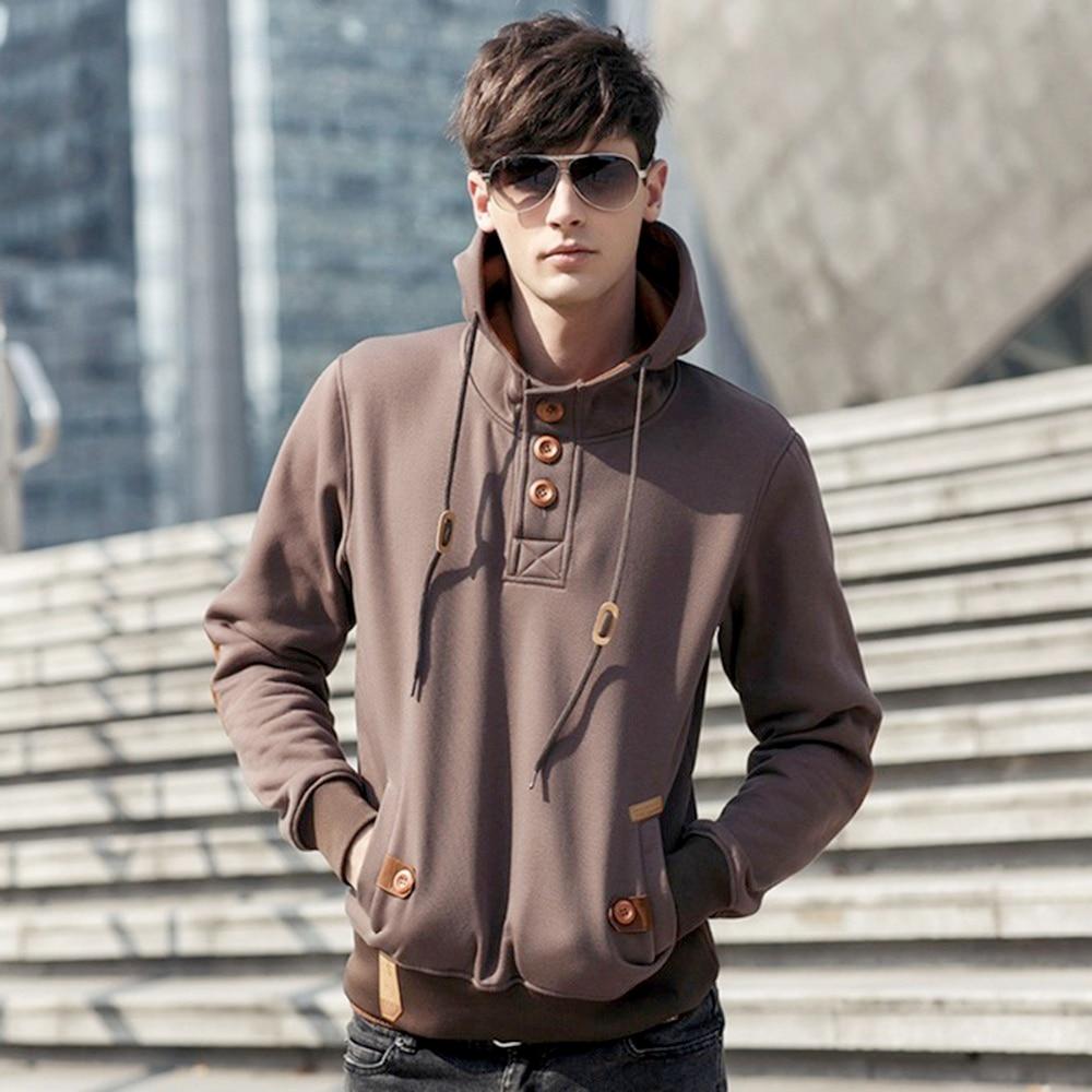 Aliexpress.com : Buy 2017 HOT hooded stylish hoodies men casual ...