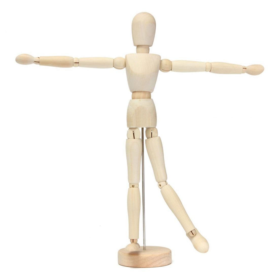 12 artist wooden man mamikin mannequin sketch sketching lay figure new 1pc right left hand wooden model sketching drawing jointed movable fingers mannequin