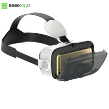 Bobovr Z4 mini VR Headset 3D Virtual Reality Goggles Headphones Gear Bobo VR Z4 mini VR Box 2.0 for 4.0-6.0 inch Smartphone