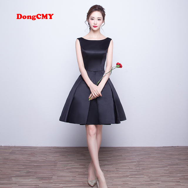 Aliexpress Buy Dongcmy Prom Dress Banquet 2018 Design Short
