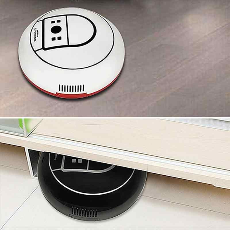 Умный подметальный Автоматический робот для очистки автомобиля моющий робот пылесос для пыли USB Перезаряжаемый домашний пол углы вакуумные няни