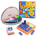 Classic Mind Logic Puzzle IQ Brain Teaser Educational Puzzles Game Toys for Children Kids