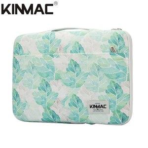 "Image 2 - 2020 New Brand Kinmac Handbag Sleeve Case Laptop Bag 14"",15"",15.4"",Bag For MacBook Air Pro,Wholesale Free Shipping KS021"