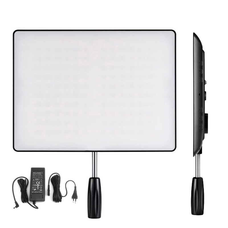 Yongnuo YN600 AIR Bi Color 5500K Ultra thin Led Video Light Studio Lighting 3200 5500K 4000LM