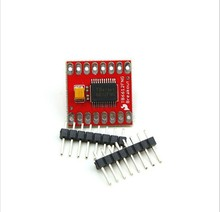 Free Shipping Dual Motor Driver 1A TB6612FNG for Arduino Microcontroller Better than L298N