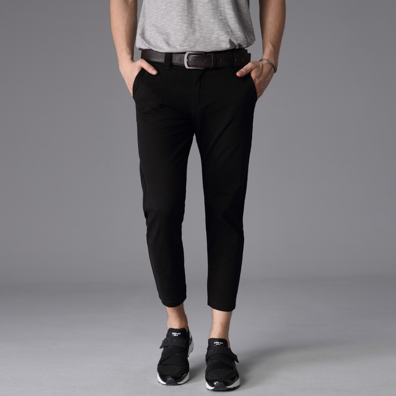 Online Get Cheap Black Slim Fit Work Pants -Aliexpress.com ...