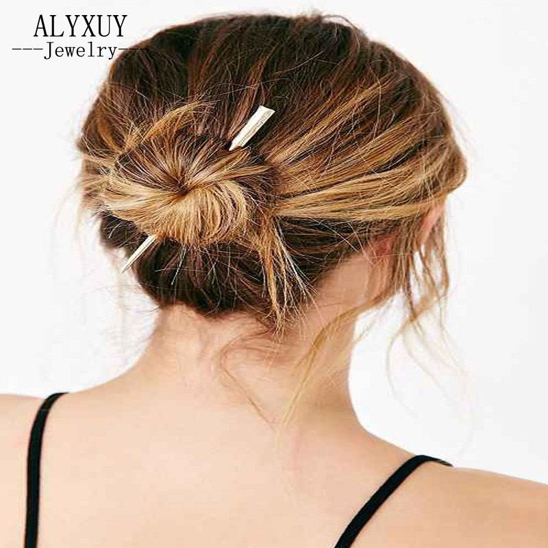 Aliexpress.com : Buy New fashion hairwear goldensimple ...