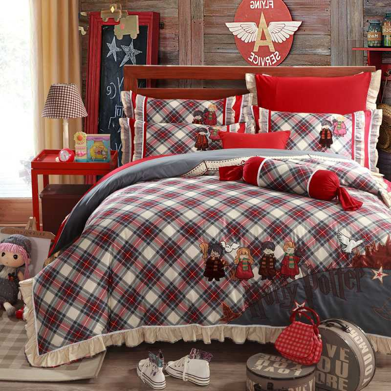 Online buy wholesale harry potter quilt cover from china for Drap housse 200x200 ikea