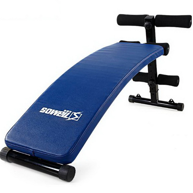 цена на 180601/Sit-ups fitness equipment / home multi-functional abdomen machine / men's abdominal muscles thin belly exercise abdominal