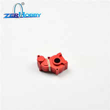 Aluminum Gear Box Mount (Shell Only) 180013 HSP Pangolin 94180 Upgrade Parts For 1/10 RC Rock Crawler Truck Transmission стоимость