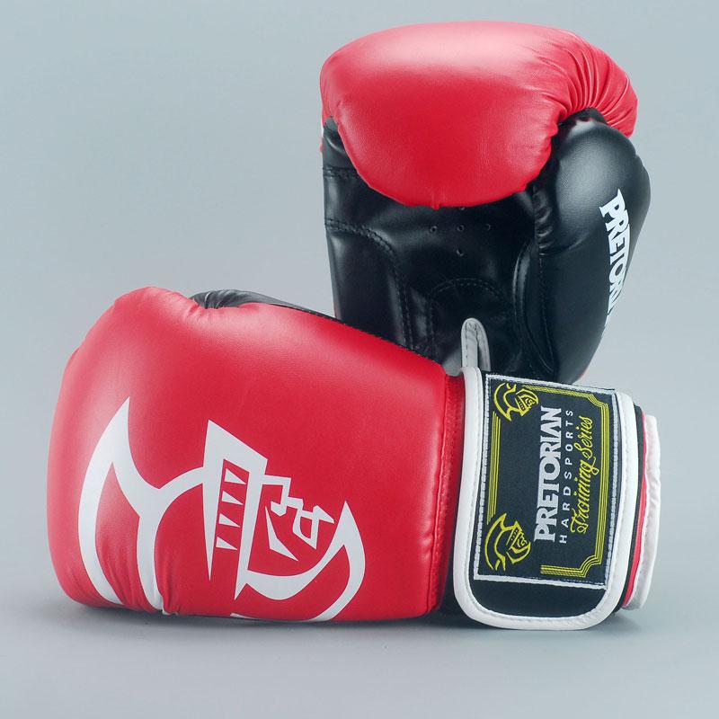 0c6646920 Das Mulheres Dos Homens de Venda quente Luvas de Boxe Muay Thai Luva Boxeo  MMA Luta Luvas Sanda Artes Marciais Couro do PLUTÔNIO Anti desgaste Boa  qualidade ...