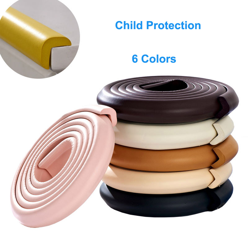 2015 Brand New Baby Safty Angel Crash Protection Stick Table Anticollision Cover Finger Corner Guards Free Shipping Plus