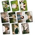 Kpop bts fotos cartões crianças cartaz cartão postal álbum parágrafo passa a bts bts 10 cartões cartão iomo cartazes adesivos cristal