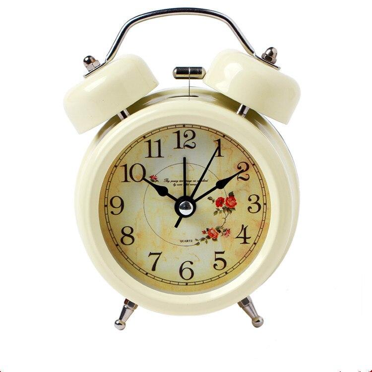 Digital Backlight Time Date Temperature Display Alarm Clock Repeating Snooze Despertador Cool