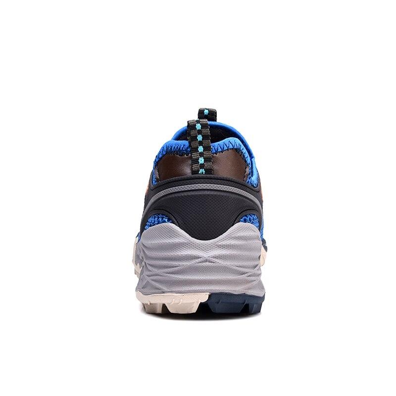 Homme Hommes Appartements 38 khaki Pour 46 Enfiler Blue Net Zapatillas Masculino Hombre Respirantes Décontractées D'été gray coffee Nouvelles Chaussures Sapato EwqvFF