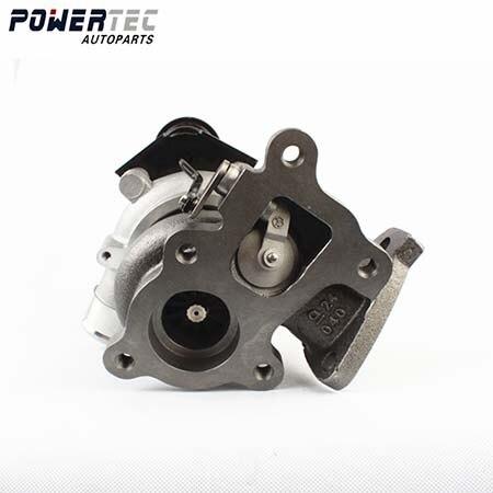 สำหรับ Hyundai H 1/Starex 2.5 TD D4BH 99HP   ใหม่ turbine complete 4913504302 turbolader full 49135 04300 Turboo 28200 42650-ใน ไอดี จาก รถยนต์และรถจักรยานยนต์ บน Powertec Turbo Online Store