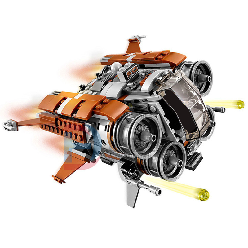 Lepin 05111 Star Wars The Jakku Quadjumper Spaceship Fighter 75178 Set Building Block Educational Toys For Children Gift Legosed dayan gem vi cube speed puzzle magic cubes educational game toys gift for children kids grownups