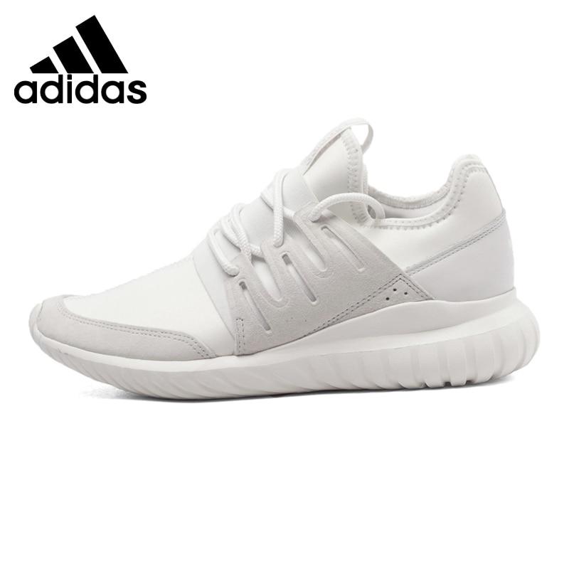 Prix pour Original Nouvelle Arrivée 2017 Adidas Originals Tubulaire Radial Unisexe Planche À Roulettes Chaussures Sneakers