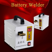 Battery Spot Welder 3kw Spot Welding Machine For 18650 Battery Pack Welding Precision Pulse Spot Welders 0.03mm-0.2mm 1pc1 9kw led pulse battery spot welder 709a with soldering iron station spot welding machine for 18650 16430 14500 battery