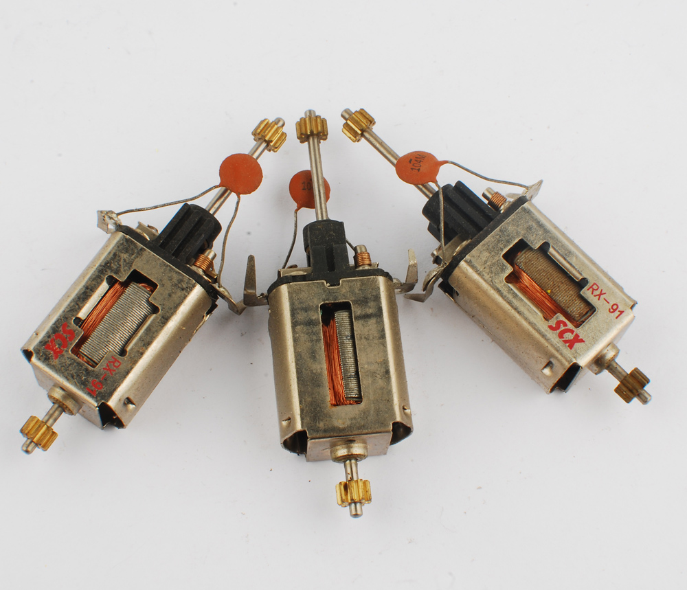 wholesales 20pcs SCX RX 81 Motor 15000 RPM with Motor Mount Magnet New Unboxed free shipping