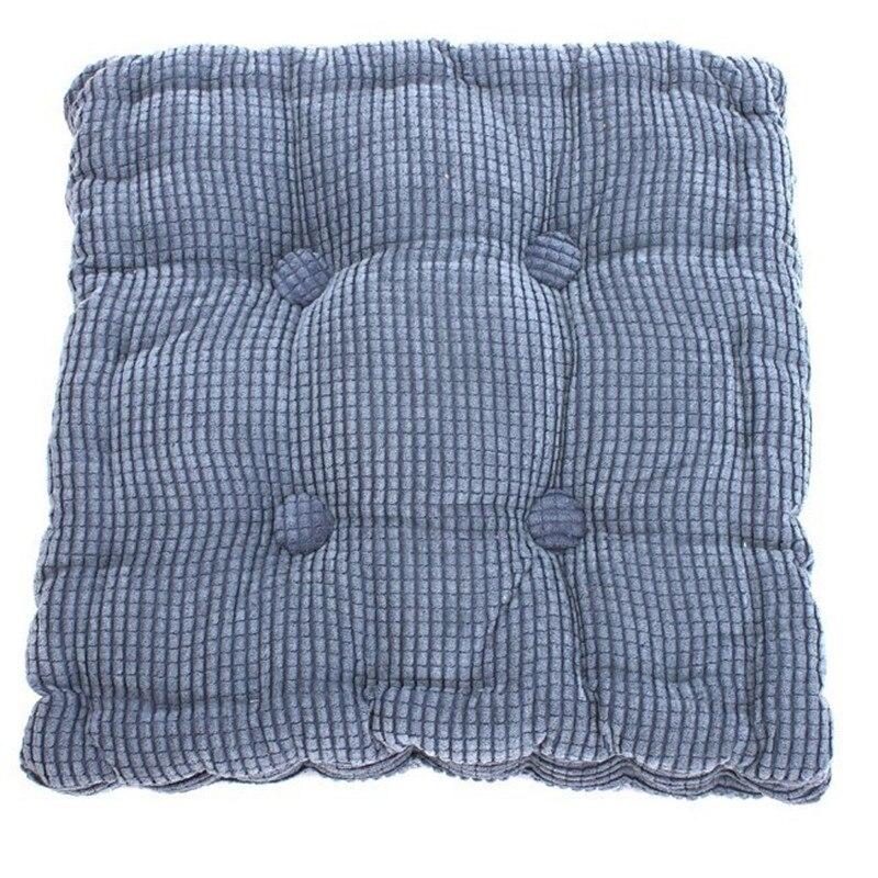 Sitzkissen Für Stuhl dicke cord elastische stuhl kissen für küche stuhl einfarbig