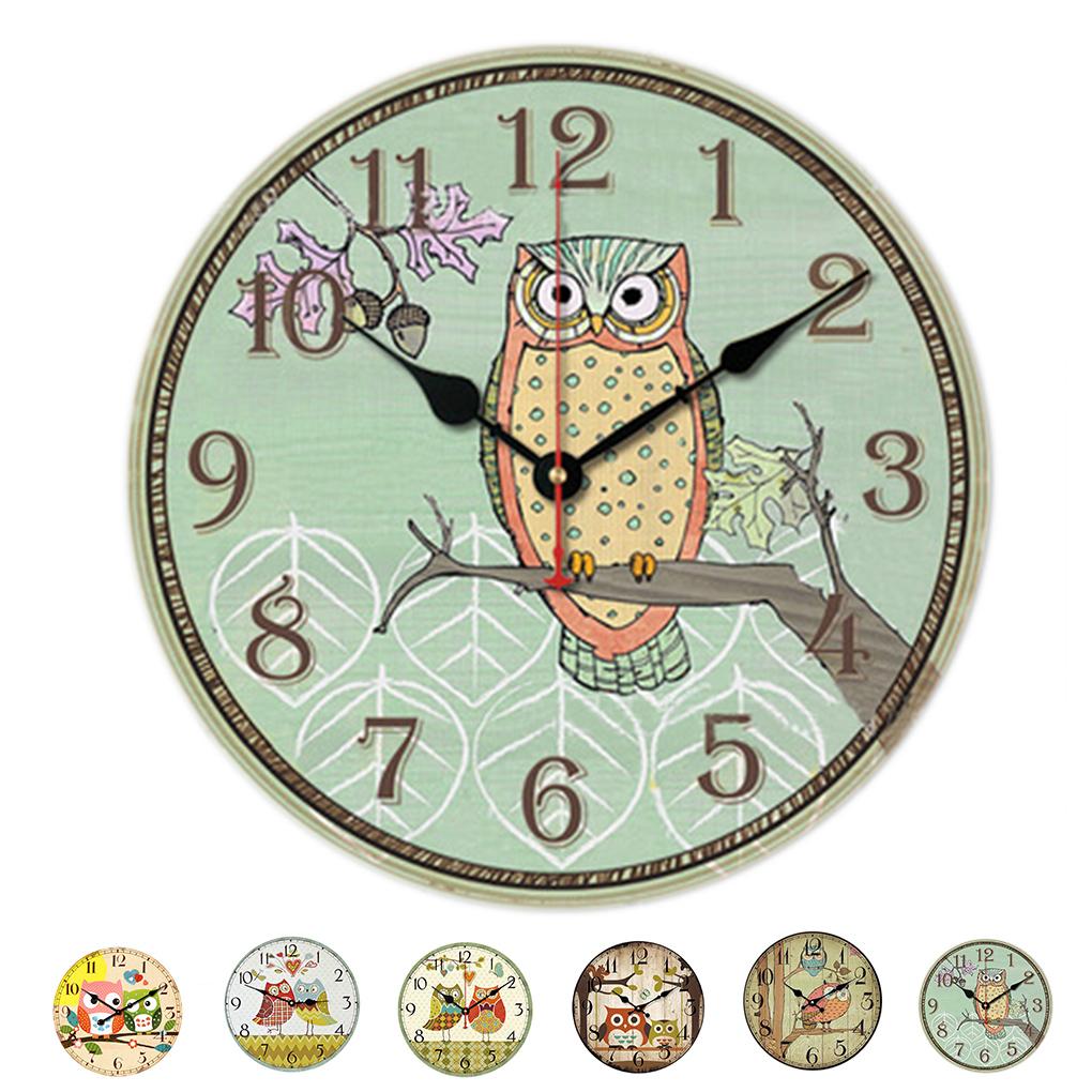online get cheap owl clock wall -aliexpress.com   alibaba group - Modernes Schlafzimmer Design Fur Grose Familien