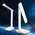 3 Modes Portable Adjustable Desk Lamps Rechargeable led Table Lamp foldable color temperature changeable with touch dimmer