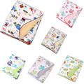 Cute Cartoon Warm Blanket Bedding Baby Boys Girls new thicken double layer coral fleece infant Animal Swaddle Sleeping Bag