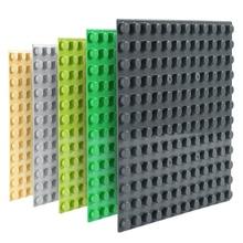 12 x Dots Classic Base Plates Big Bricks Baseplate Board DIY Building Blocks Sets Toys for Children