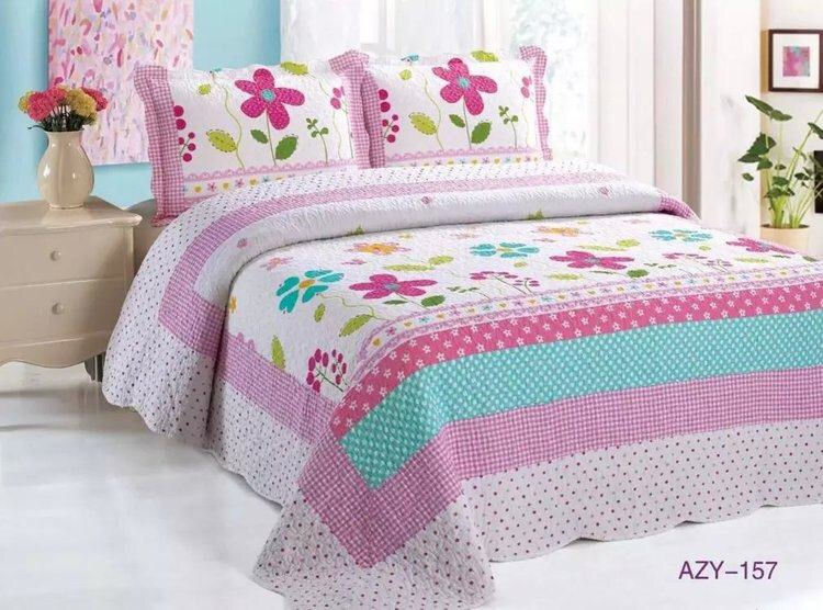 quilting quilts 3pcs king size quality bedspread bedcover summer ... : quality quilt - Adamdwight.com