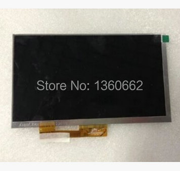New For 7 irbis Hit 3G / TX35 3G TABLET 30pins LCD Display Matrix 1024*600 TFT LCD Screen Panel replacement Free Shipping new lcd display 7 inch for digma hit 3g ht7070mg tablet tft 40pin screen matrix digital replacement panel free shipping