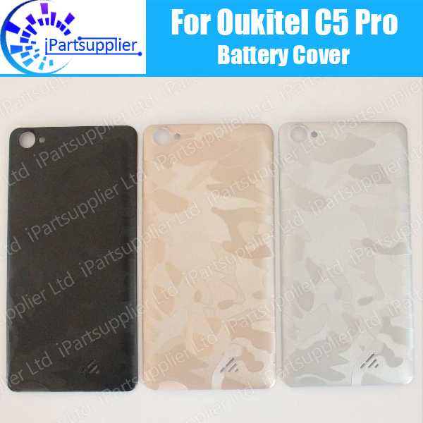 Oukitel C5 Pro Battery Cover 100% Original New Durable Back Case Mobile Phone Accessory for Oukitel C5 Pro mobile phone