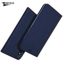 Xiaomi Redmi 7 Case ZROTEVE PU Wallet For Pro Stand Leather Flip Cover Xiomi A