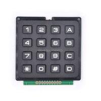 5pcs Lot 4 X 4 Matrix Keyboard Keypad Module With 16 Keys 4 4 Plastic Keys