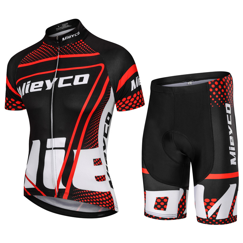 MIEYCO Summer Cycling Jersey Set Short Sleeve Bike Racing Suit MTB Bicycle Uniform Suit Jersey Downhill Off Road ClothingMIEYCO Summer Cycling Jersey Set Short Sleeve Bike Racing Suit MTB Bicycle Uniform Suit Jersey Downhill Off Road Clothing