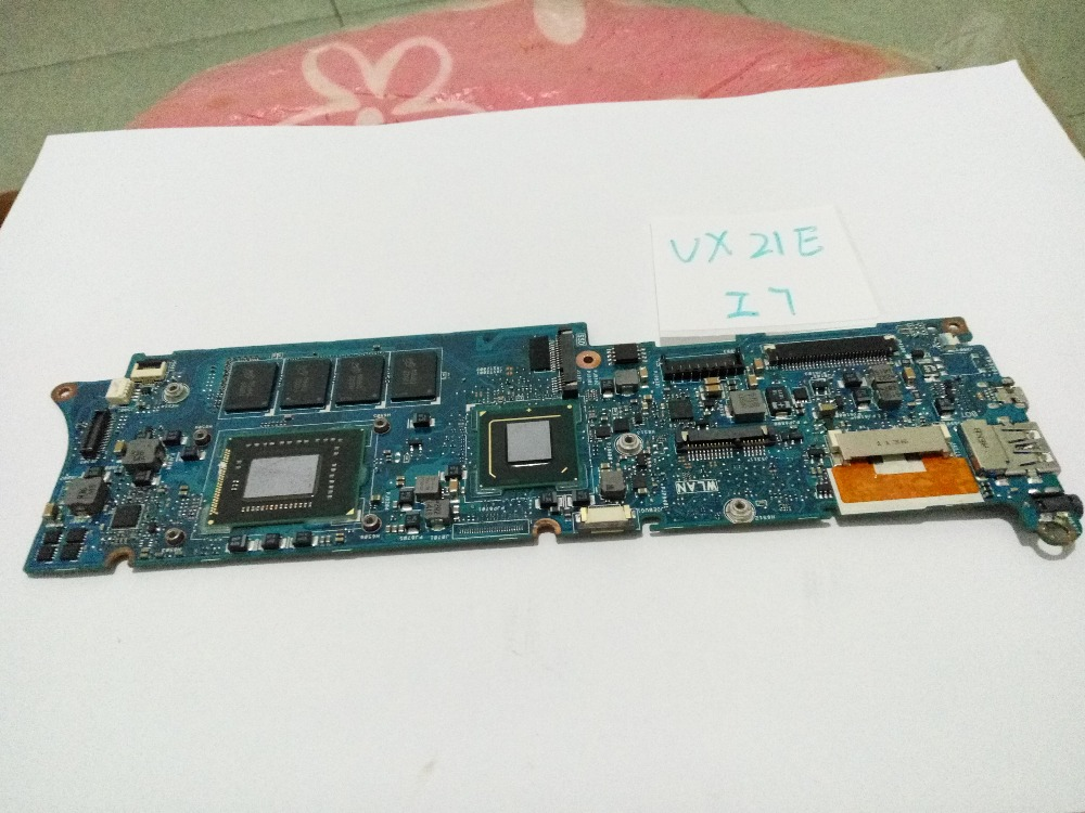 I3 I5 I7 UX21E lap connect with motherboard UX21 tested by system LAP connect board a000095850 connect board connect with motherboard full test lap connect board