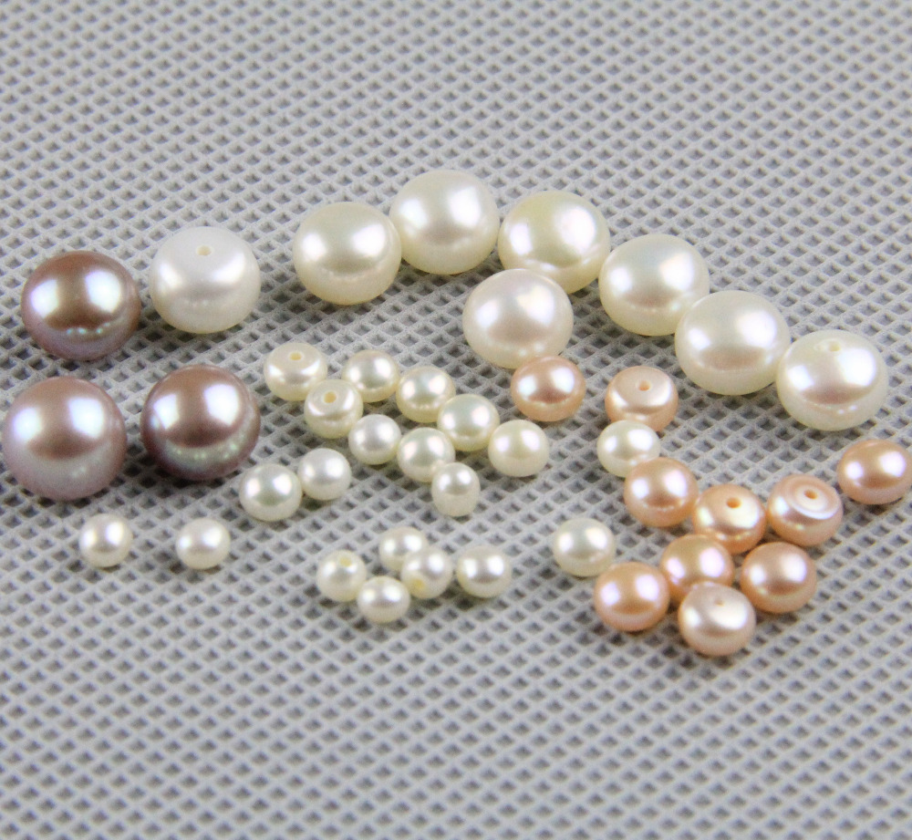 Pearl Beads Are Available in Different Colors