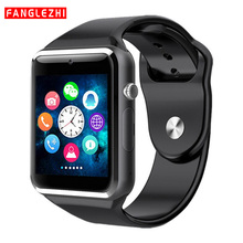 A1 Smart Watch Bluetooth Smartwatch Sport SIM TF Phone Wach WristWatch For Android Xiaomi Huawei Apple Samsung Men Smartwatch стоимость