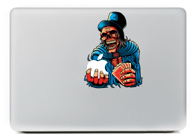 The devil incarnate diviner Vinyl Decal for DIY Macbook Pro 13 15 inch and Air 11 13 inch Decal Skin Laptop Sticker