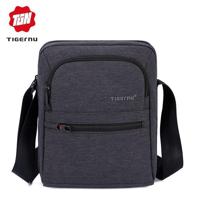 53328d822156 2018 New Design Tigernu men bags men Shoulder Bag famous brand design Waterproof  messenger bag high. wannado