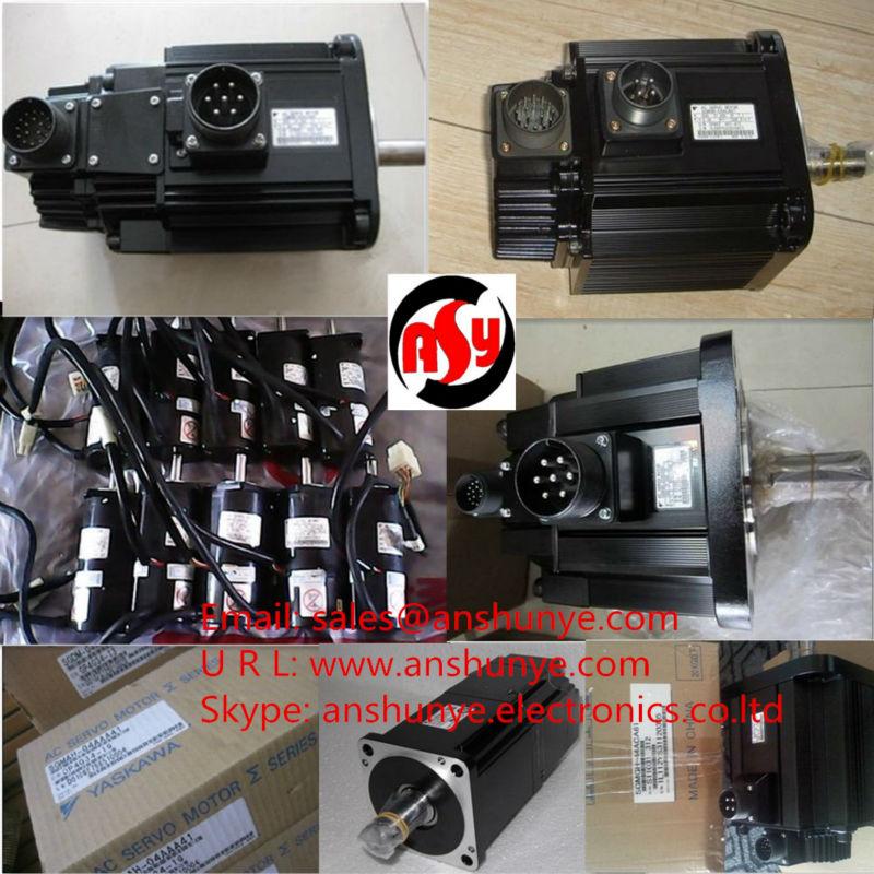 YASKAWA Servo Motor SGMGH-44ACA6C yaskawa servo motor encoder sgmph aaa