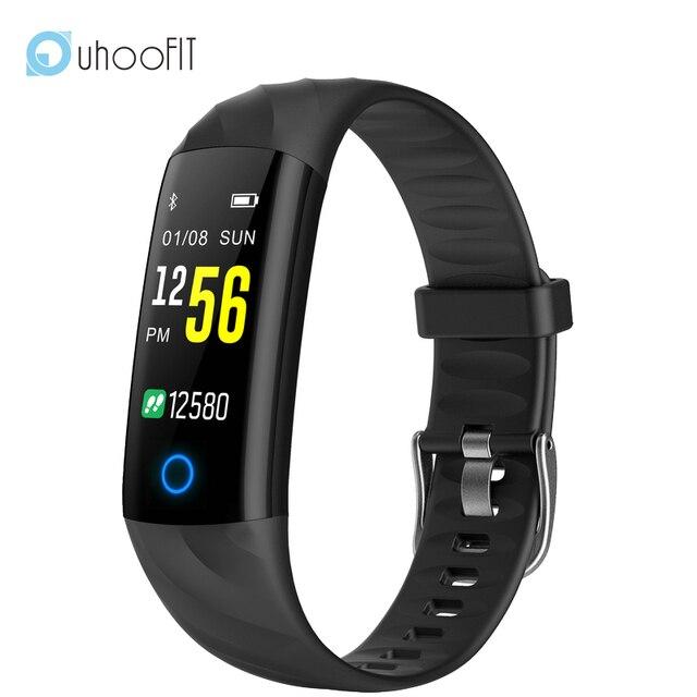 05546e1ee710 € 20.61 |U5 Smart Band reloj pantalla a Color Wristband pulsera actividad  Fitness tracker Smart Electronics pulsera VS Xiaomi Miband 2 en Pulseras ...