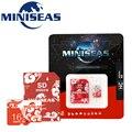 2016 Miniseas Высокоскоростной Класс 10 Реальная Емкость Красный Жизни 8 ГБ 16 ГБ 32 ГБ Карты Памяти Tf Карта Micro Sd Для Телефона
