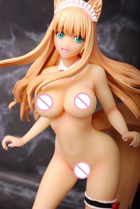 Anime Frauen Nackt