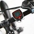 Bicycle Meter Speedometer Bike Digital LCD Cycling Computer LCD Odometer Speedometer Stopwatch For Bike SD-548B