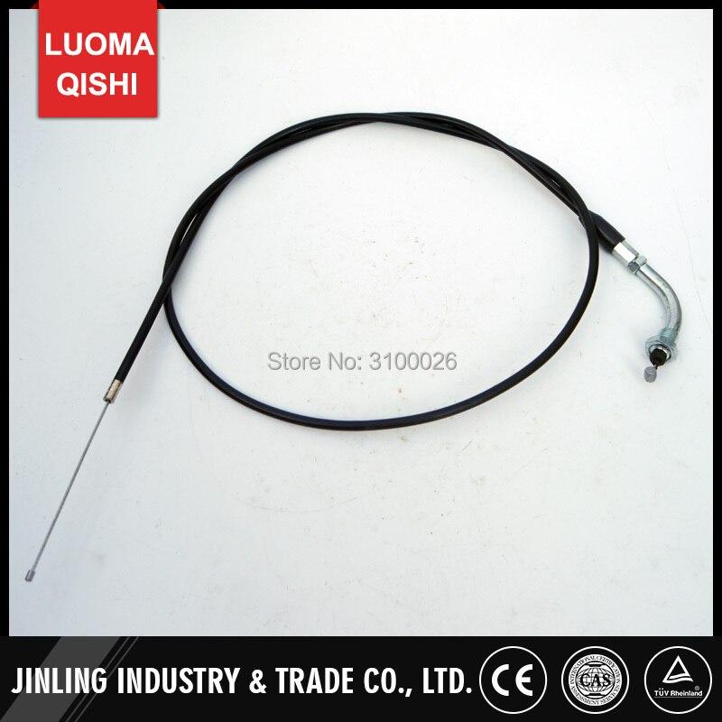 Throttle Cable Fit For ATV Jinling 250cc Parts EEC JLA-21B Quad Bike