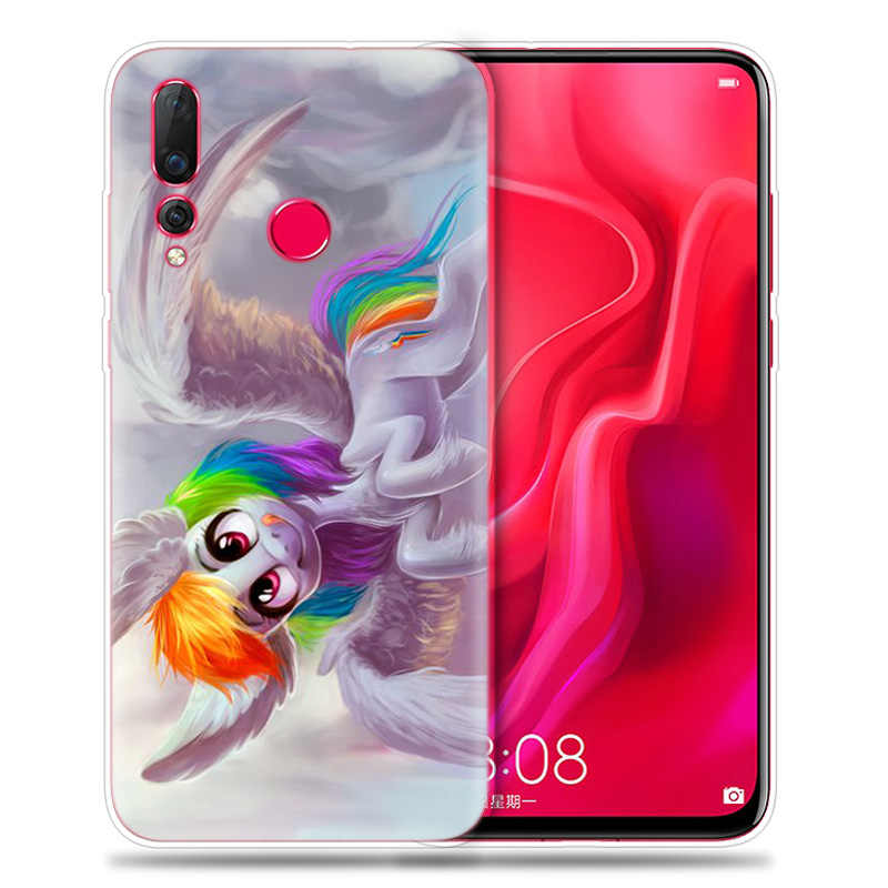 Чехол Magic My Little Pony для huawei Honor 10i 8 S 8A 8C 8X10 9 Y9 Y7 Y6 Y5 Play Lite 2018 2019 силиконовый чехол Fundas