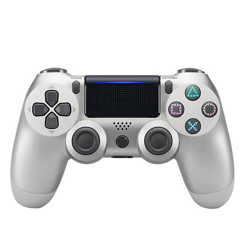Wired Game Controller With Vibration Gamepad Game Controller Handle Joystick For PS4