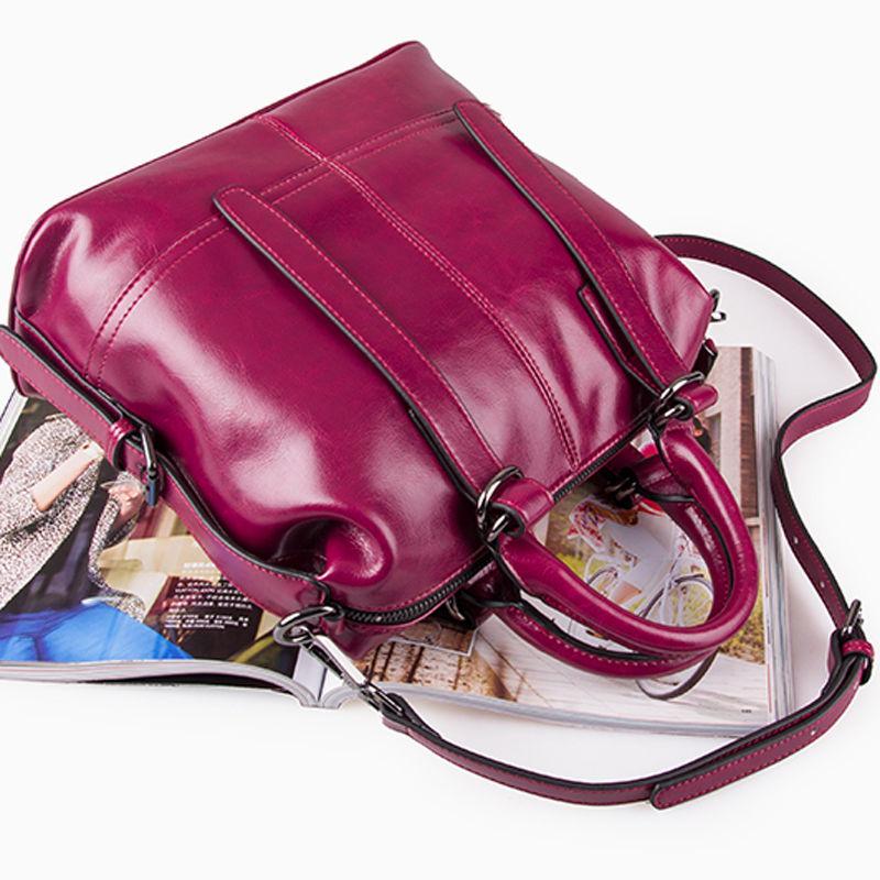 Novi američki Luksuzne torbice od prave kože Ženske torbe dizajner - Torbe - Foto 3