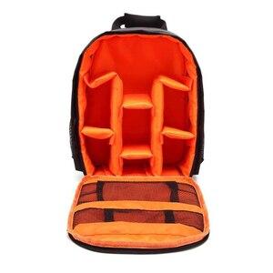 Многофункциональный рюкзак для камеры цифровой зеркальной фотокамеры водонепроницаемая сумка для наружной камеры Фото сумка чехол для Nikon Canon Sony Фото Сумка